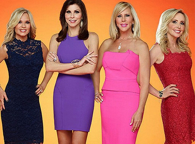 The Real Housewives Of Orange County 2015