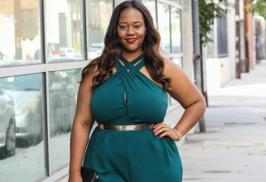 Christine of Trendy Curvy.