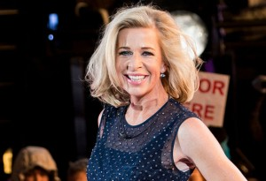 Katie Hopkins giving us one more reason to want to push her in a shark tank.