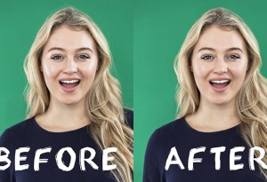 Iskra on why retouching fashion photos worries her.