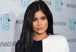 Kylie Jenner describes where she gains weight.