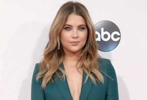 Ashley Benson spoke out about size discrimination in Hollywood.