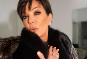 Kris Jenner cringes at her daughters' photoshoots.
