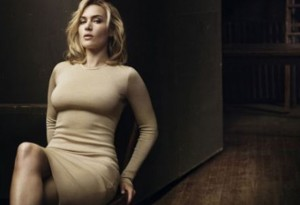 Kate Winslet, judging you.