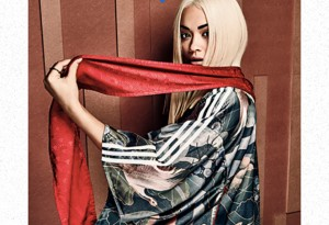 A sneak peek from adidas about Rita Ora's new collection.