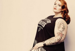 Tess Holliday's new collection for Penningtons.