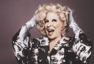 Bette Midler for Marc Jacobs.