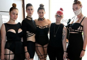 Chromat consistently brings diversity.