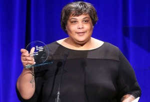 Roxane Gay is over the struggle to find shirts that fit her.