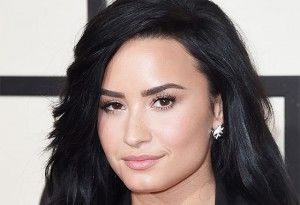Singer Demi Lovato attends The 58th GRAMMY Awards at Staples Center on February 15, 2016 in Los Angeles, California.  (Photo by Jason Merritt/Getty Images)