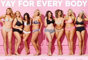 New body inclusive ad for Target Australia.