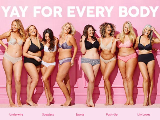 Target Australia Body Positive Valentine's Ad