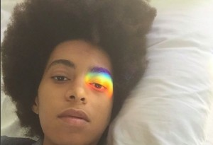 Photo: Courtesy of Solange Knowles' Instagram.