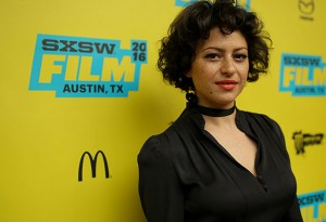 "AUSTIN, TX - MARCH 17:  Actress Alia Shawkat attends the premiere of ""Pee-wee's Big Holiday"" during the 2016 SXSW Music, Film + Interactive Festival at Paramount Theatre on March 17, 2016 in Austin, Texas.  (Photo by Mike Windle/Getty Images for SXSW)"