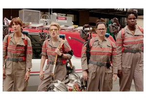 The New Ghostbusters. Image via Instagram.