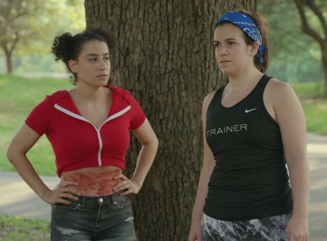 Broad City Game Over