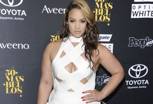 """NEW YORK, NY - MAY 17:  Actress Dascha Polanco attends People En Espanol's """"50 Most Beautiful"""" at Espace on May 17, 2016 in New York City.  (Photo by Matthew Eisman/Getty Images)"""