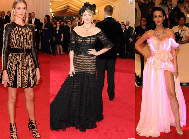 The 14 Worst Met Gala Dress Code Violations In History