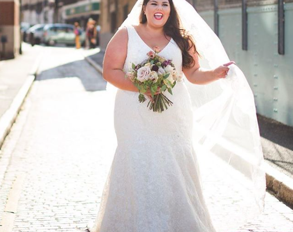 You Do Not Have to Lose Weight Before Your Wedding