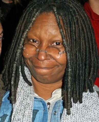Whoopi Goldberg With Eyebrows Whoopi Goldberg Choose...