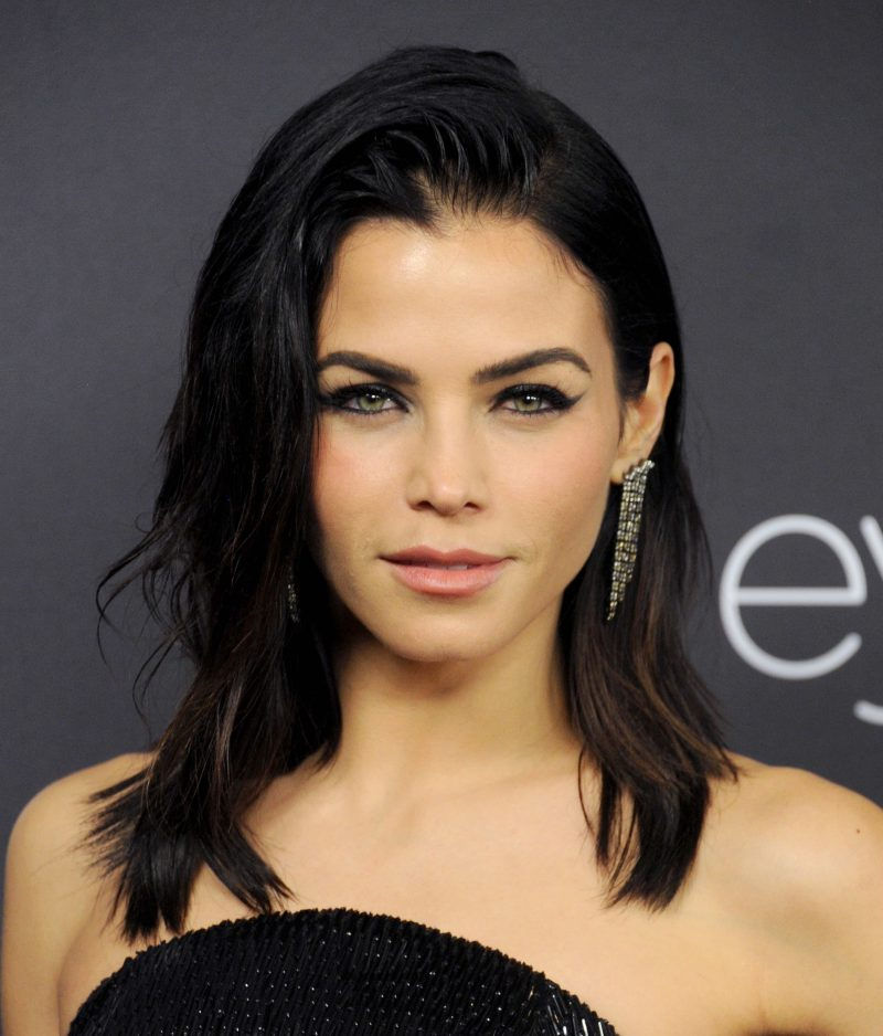 Jenna Dewan Tatum Eye Makeup Celebrity False Lashes