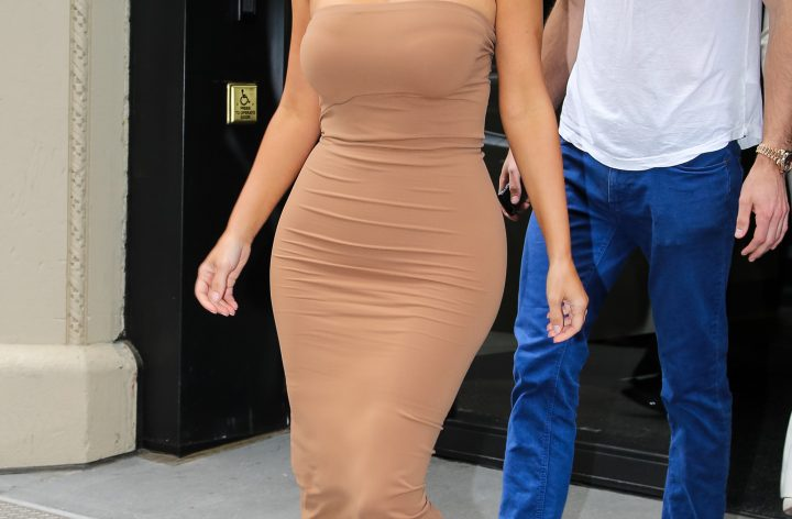 Kim Kardashian West Bikini Kim Kardashian West Costa Rica